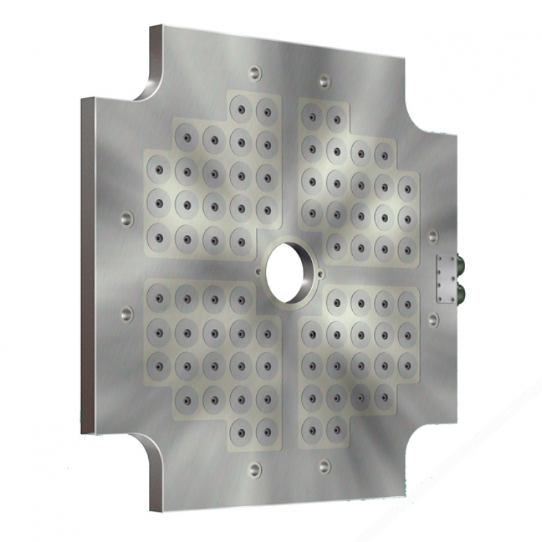 Pressmag SP magnetic clamping