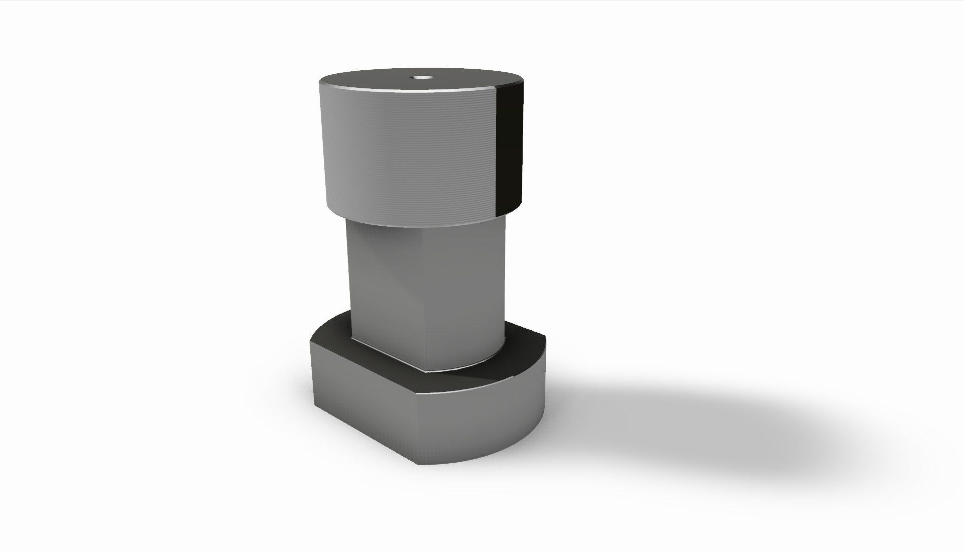 Erc hydraulic rocker clamp eas change systems