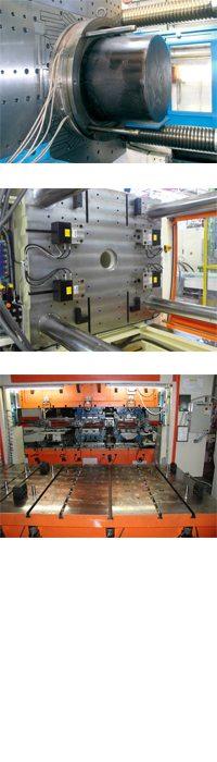EAS Schnellspannsysteme zur Automatisierung von Spritzgieß- und Blechbearbeitungsmaschinen