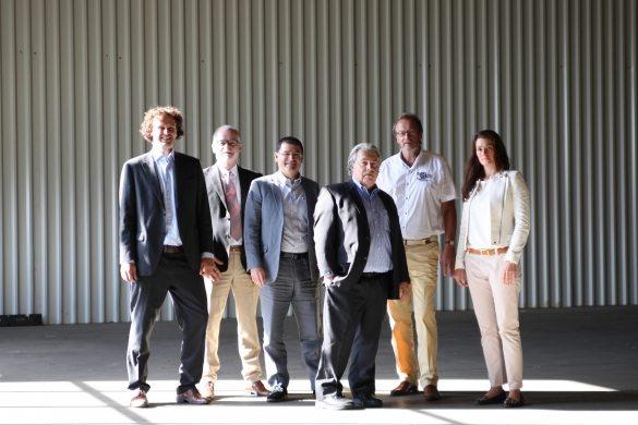 EAS new executive team
